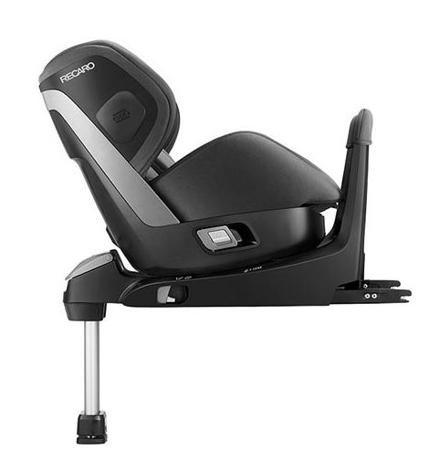 recaro reboarder zero 1 i size incl isofix base 2018 xenon sand buy at kidsroom car seats. Black Bedroom Furniture Sets. Home Design Ideas