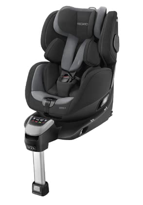 Recaro Reboard Child Car Seat Zero. 1 i-Size -  * Recaro car seat Zero.1 – The 360° rotatable car seat is a Reboard seat and can be used from birth until 4,5 years installed backwards.