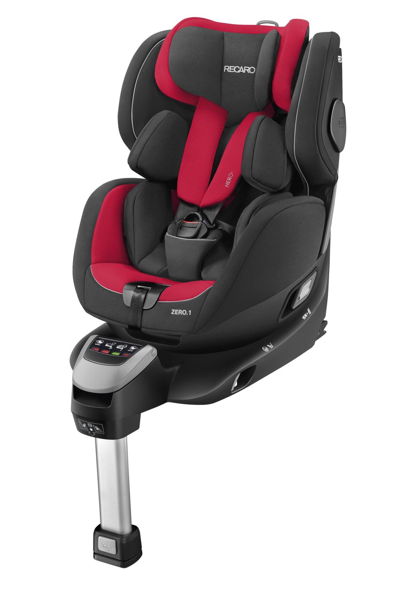 recaro reboard child car seat zero 1 i size 2018 racing. Black Bedroom Furniture Sets. Home Design Ideas
