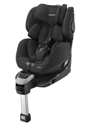 Recaro Reboarder Zero.1 i-Size incl. Isofix-Base -  * Recaro car seat Zero.1 – The 360° rotatable car seat is a Reboard seat and can be used from birth until 4,5 years installed backwards.