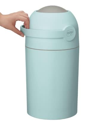 Chicco Nappy Bucket - * Chicco diaper pail – The nappy pail stops unpleasant smells and can be used with usual plastic bags.