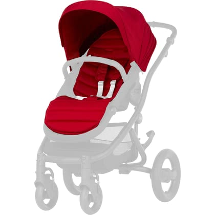 Britax Römer AFFINITY 2 Colour Pack Flame Red 2018 - large image