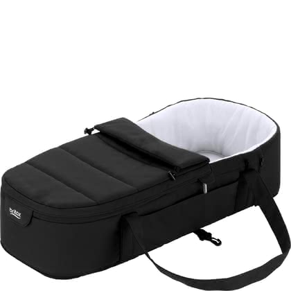 Britax Römer Soft Carrycot - * Britax Römer soft carrycot – The light and soft carrycot by Britax Römer – Offers comfort from birth on and is compatible with the Britax Smile2.
