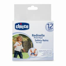"Chicco Safety Reins ""First Steps"" - * Chicco waist belt ""First Steps"" – Support your child at his/her first attempts to walk with the waist belt by Chicco."