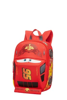 Samsonite Kids' Backpack Cars Classic 29 cm - * Samsonite rucksack Cars Classic 29 cm – The cars Classic rucksack will conquer the world with your little one and their Disney hero Lightning McQueen.
