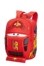 Samsonite Kids' Backpack Cars Classic 34 cm - * Samsonite rucksack Cars Classic 34 cm - The Cars Classic rucksack will conquer the world with your little one and their Disney hero Lightning McQueen.
