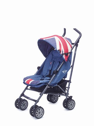 MINI by Easywalker Buggy -  * Your little adventurer will love this stylish buggy; it combines an extraordinary visual appearance with high-quality materials.
