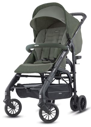 Inglesina Buggy Zippy Light - * Inglesina buggy Zippy Light – The lightweight offers a patented mechanism for a very easy opening and closing with just one hand.