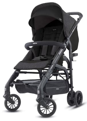 Inglesina Buggy Zippy Light Volcano Black 2020 - large image