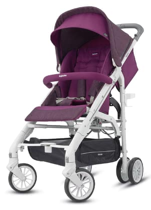 Inglesina Buggy Zippy Light Raspberry Purple 2019 - large image