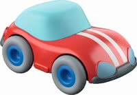 "Haba Kullerbü ""Red Racing Car"" - * Haba Kullerbü - Red Speedster - The race car provides extra speed in the game."