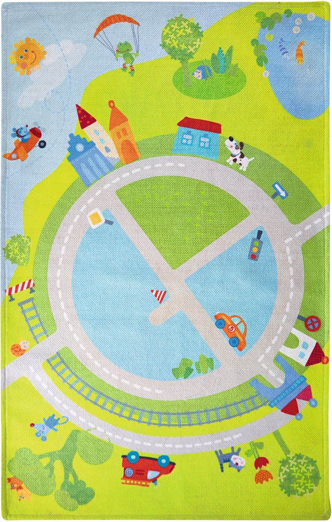 Haba Kullerb 252 Play Mat Buy At Kidsroom Toys Toys For
