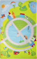 Haba Kullerbü Play Mat - * Haba Kullerbü playmate – The playmate stimulates the imagination of your child.