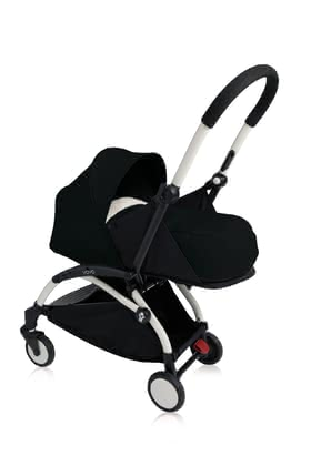 Babyzen Buggy YOYO+ including Textile Set 0+ Newborn Nest schwarz_black 2019 - large image