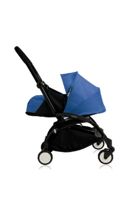 Babyzen Buggy YOYO+ including Textile Set 0+ Newborn Nest - * Babyzen buggy YOYO+ including textile set 0+ newborn nest – Being on the go with a small and flexible stroller from day one.