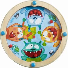 "Haba Skill Game ""Mini Monsters"" - * Haba skill game ""mini monsters"" – This game provides a lot of fun."