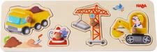 """Haba Clutching Puzzle """"Construction Site"""" 301943"""