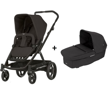 Britax Römer GO incl. GO carrycot attachment– Cosmos Black 2017 - large image