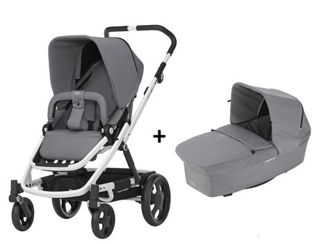 Britax Römer GO incl. GO Carrycot Prambody Steel Grey 2017 - large image