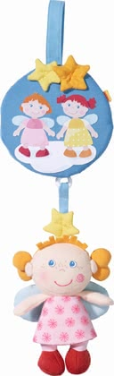 "Haba Music Box ""Guardian Angel"" - * Haba musical box guardian angel – This little music box will put your little one sound to sleep."