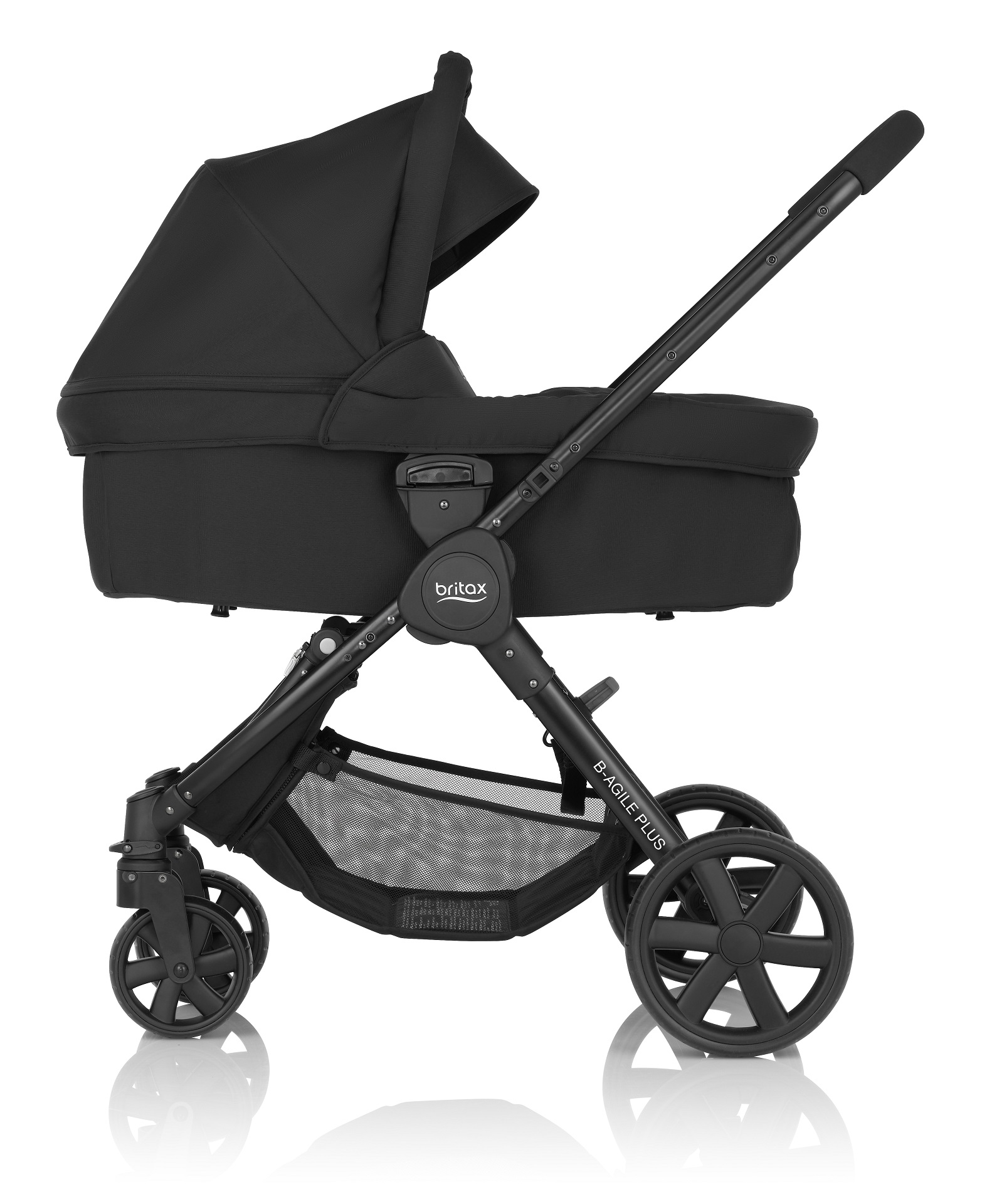... Britax B-Agile 4 Plus incl. Canopy Pack + Hard Carrycot Sand Beige 2017 ...  sc 1 st  worldwide shipping | kidsroom & Britax B-Agile 4 Plus incl. Canopy Pack + Hard Carrycot 2017 Sand ...