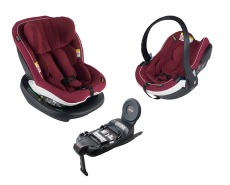 BeSafe iZi Modular i-Size Set - * BeSafe iZi Modular i-Size set – Carry your little one from birth on until 4 years of age safe and comfortable in your car with the BeSafe iZi Modular i-Size set. * Set offer: BeSafe infant carrier iZi Go Modular i-Size + car seat iZi Modular i-Size + Base iZi Modular i-Size.