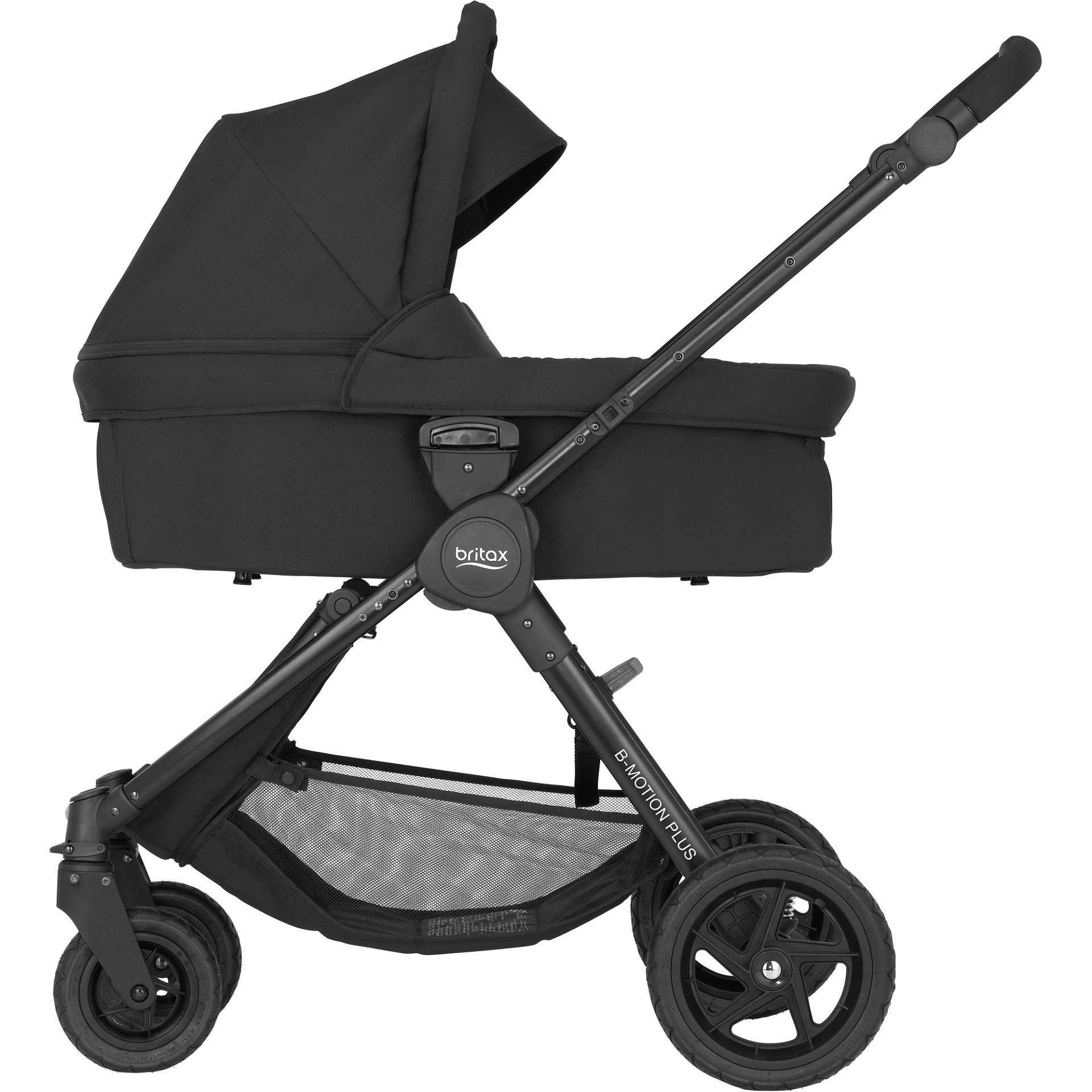 ... Britax B-Motion 4 Plus incl. Canopy Pack + Carrycot Attachment + infant carrier ...  sc 1 st  Baby products online store - worldwide shipping & Britax B-Motion 4 Plus incl. Canopy Pack + Carrycot Attachment + ...