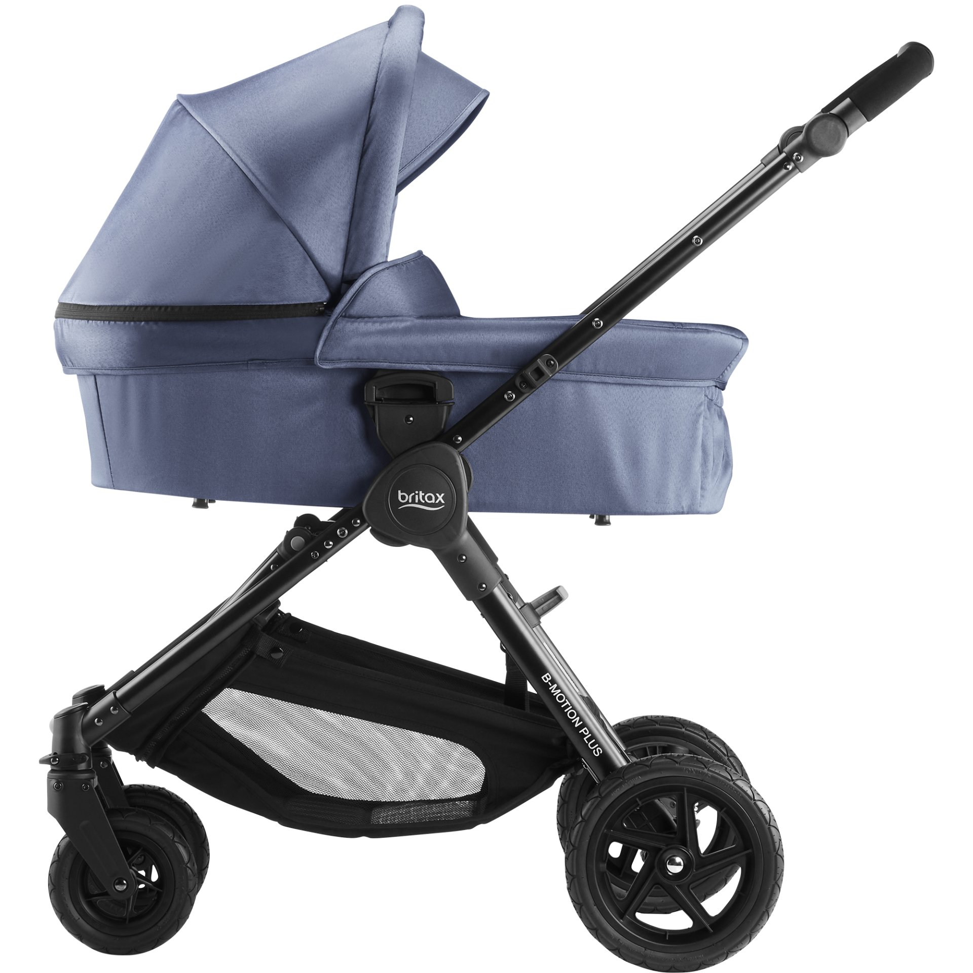 Britax B Motion 4 Plus Including Canopy Pack Carrycot