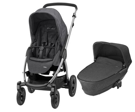 Maxi-Cosi Stella including Carrycot Dreami Sparkling Grey 2017 - large image