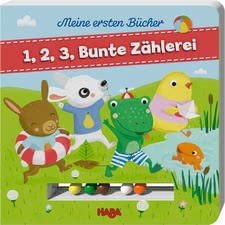 "Haba My first books ""1,2,3 colourful coun..."