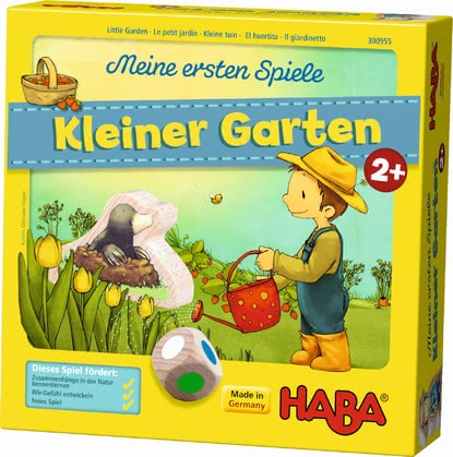 "Haba My First Games ""Cottage Garden"" - * Haba My first games ""Little garden"" – Playing in a little garden can be a lot of fun."