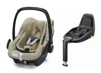 Maxi-Cosi Infant Car Seat Pebble Plus including 2WayFix - * Maxi-Cosi infant carrier Pebble Plus incl. 2Way Fix – This set will fulfill the latest safety standards and corresponds to the i-Size norm.