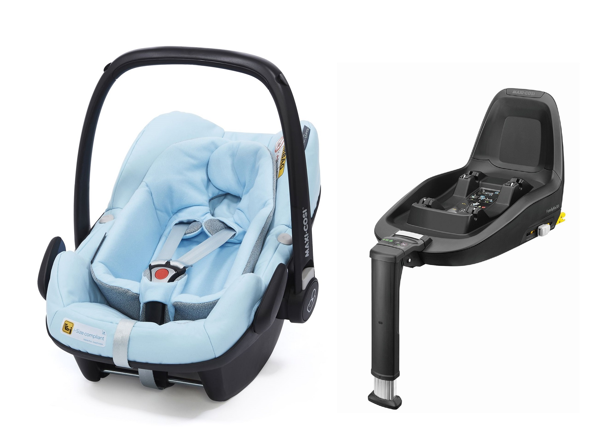 maxi cosi infant car seat pebble plus including 2wayfix buy at kidsroom car seats. Black Bedroom Furniture Sets. Home Design Ideas