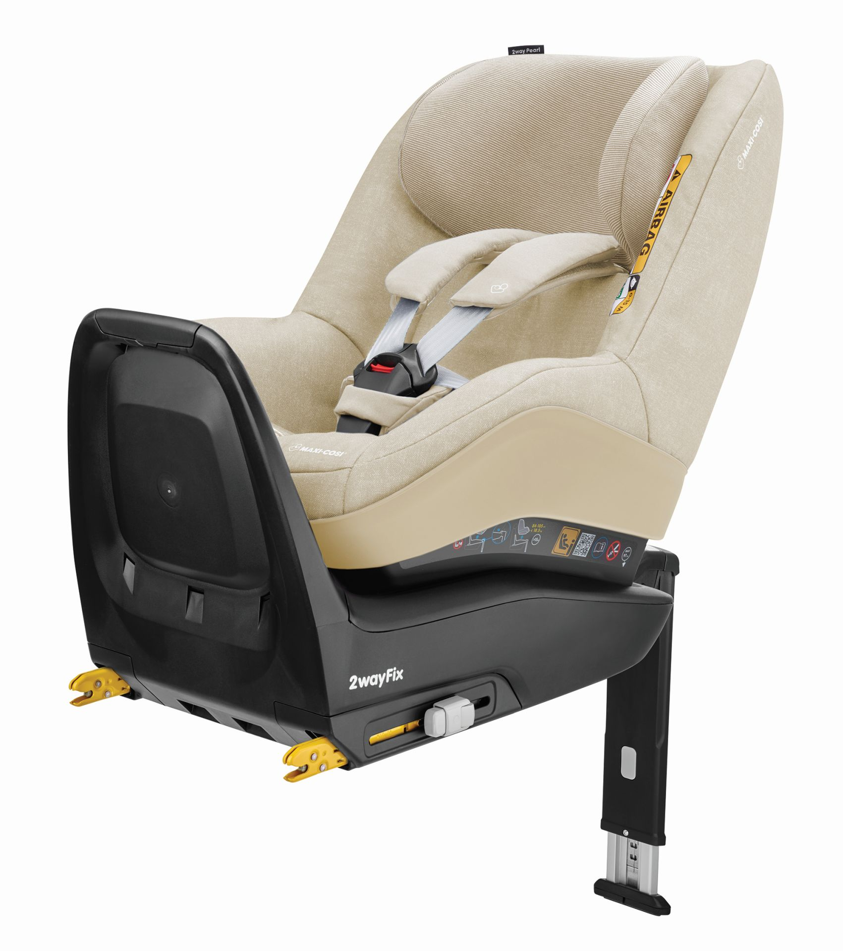 Maxi cosi 2way family concept 2018 nomad sand buy at for Maxi cosi housse