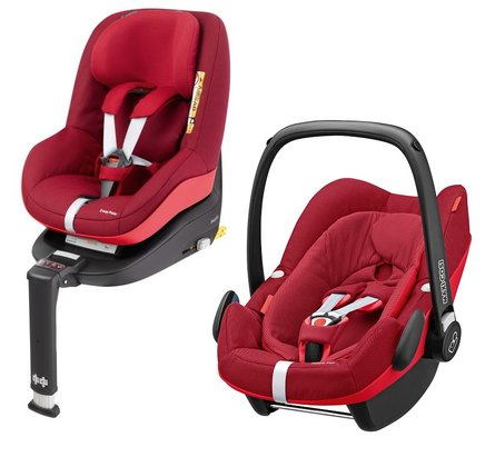 Maxi-Cosi 2Way Family Concept Robin Red 2017 - large image