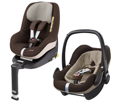 Maxi-Cosi 2Way Family Concept Earth Brown 2017 - large image