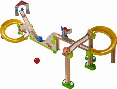 "Haba Ball Track Kullerbü ""Big Dipper Track"" - * Haba ball track Kullerbüg ""Big Dipper Track – An exciting basis pack with a lot of great effects."