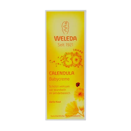 Weleda Calendula Baby Cream, 75 ml - * Weleda Calenudla baby cream, 75ml – This cream is for the sensitive skin of your baby.