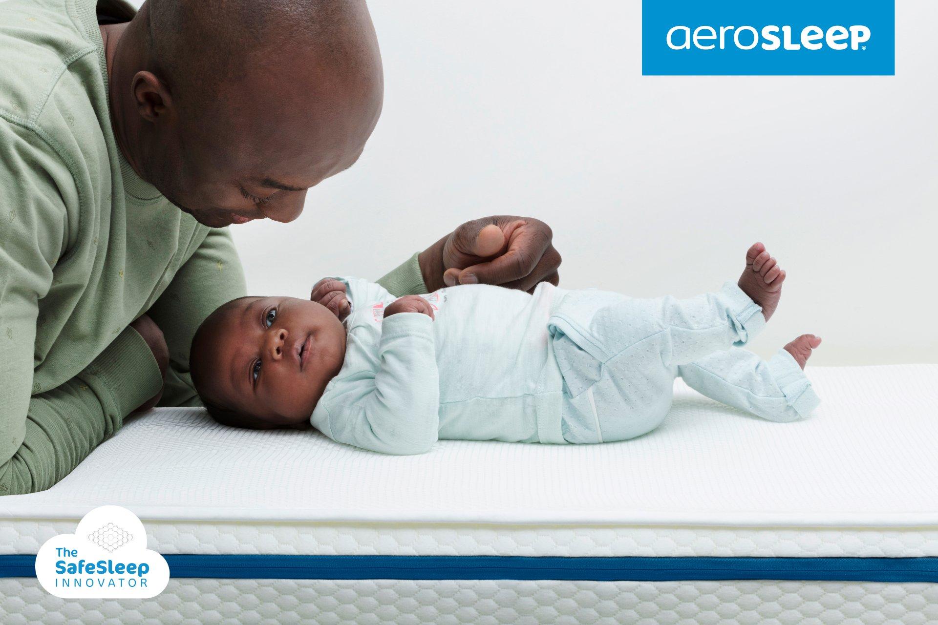 Aerosleep Matras Baby : Матрас aerosleep sleep safe packs evolution 70 x 140 cm Купить на