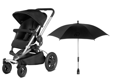 Quinny Buzz Xtra incl. parasol Rocking Black 2017 - large image