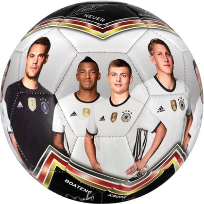 German Football Association national team 2016 2017 - large image