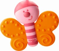 "Haba Clutching Toy ""Butterfly"" - * Haba clutching toy ""Butterfly"" – This cute toy by Haba is perfect for your little one."