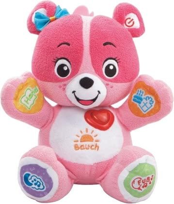 Vtech little discoverer bear pink 2016 - large image