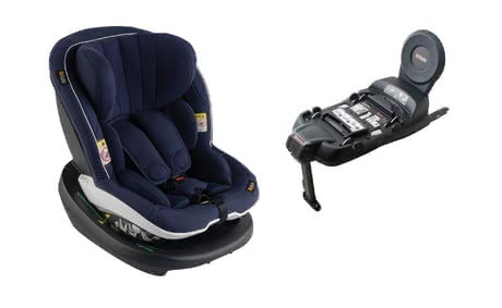 BeSafe Child Car Seat iZi Modular including i-Size Base - * The BeSafe safety seat iZi Modular i-Size keeps your little one safe and comfortable on any ride in your car. The child car seat is suitable for children with a body height of 61 cm to 105 cm and is to be installed in a rear-facing mode – since using a child car seat in a that mode for longer provides more protection for your little one's head and neck.