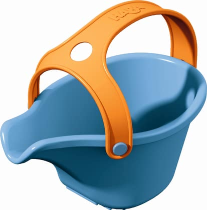 Haba Watering Can for Toddlers - * The toddler watering can helps your little one to water the flowers – available in blue and pink.