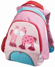 Haba Backpack Paulina - * Everything needed fits into the backpack by Haba.