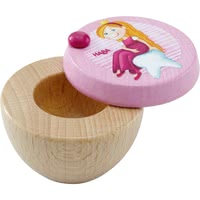 "Haba Tooth Box ""Princess"" - * This box stores all your baby tooths and is a great keepsake."