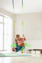 "Haba Swing ""Little Dragon"" - * This swing will be a lot of fun for your little one."