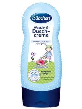 Bübchen Wash and Shower Cream Classic - * Bübchen wash and shower bath – This wash and shower bath already fosters the skin tih one third of lotion.