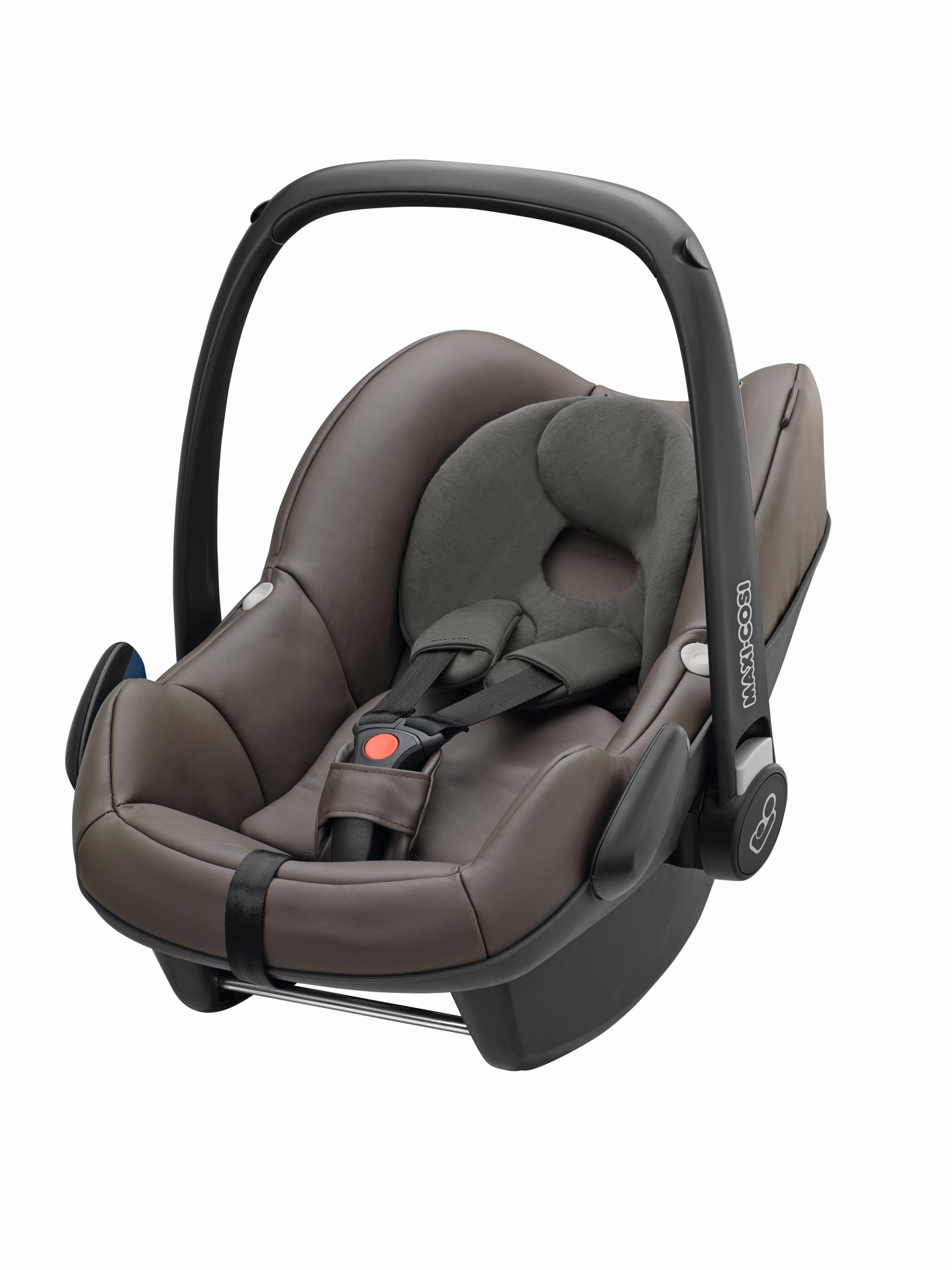 maxi cosi leather edition infant car seat pebble plus. Black Bedroom Furniture Sets. Home Design Ideas